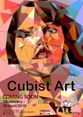 Cubist poster