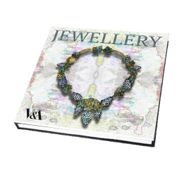 Jewellery book cover