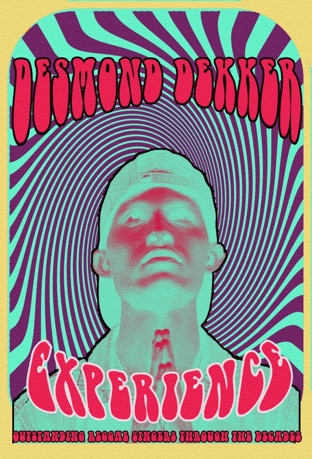 New Reggae poster