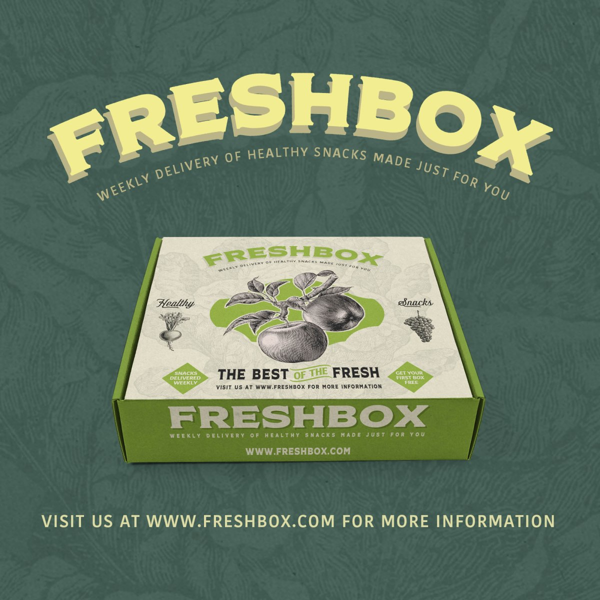FreshBox Packaging.