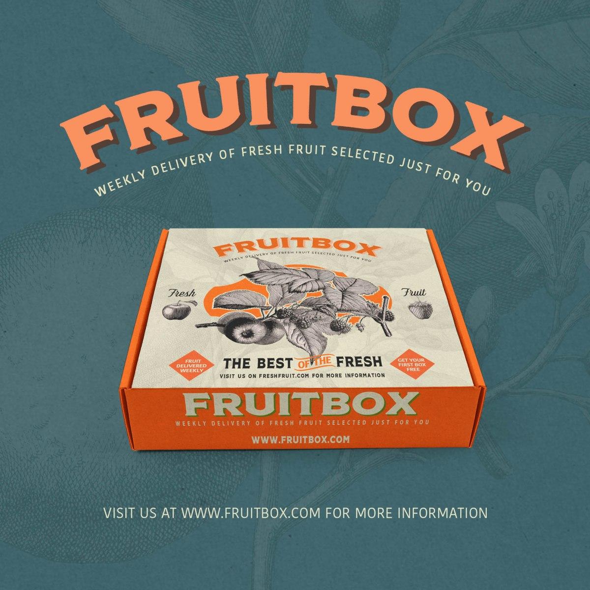 FreshFruit Box
