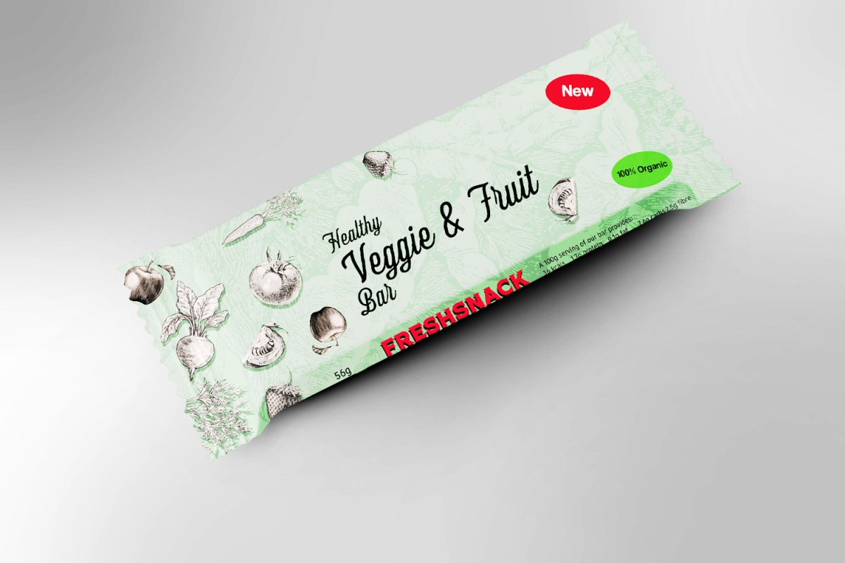 New Veggie and Fruit bar