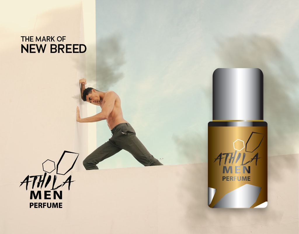 New Fragrance Advertising Campaign