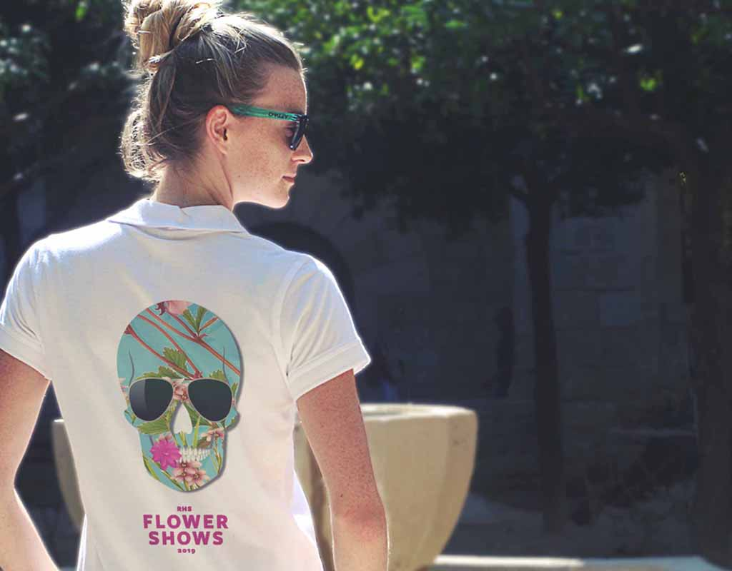 New RHS Chelsea Flower Show Women's T-Shirt design