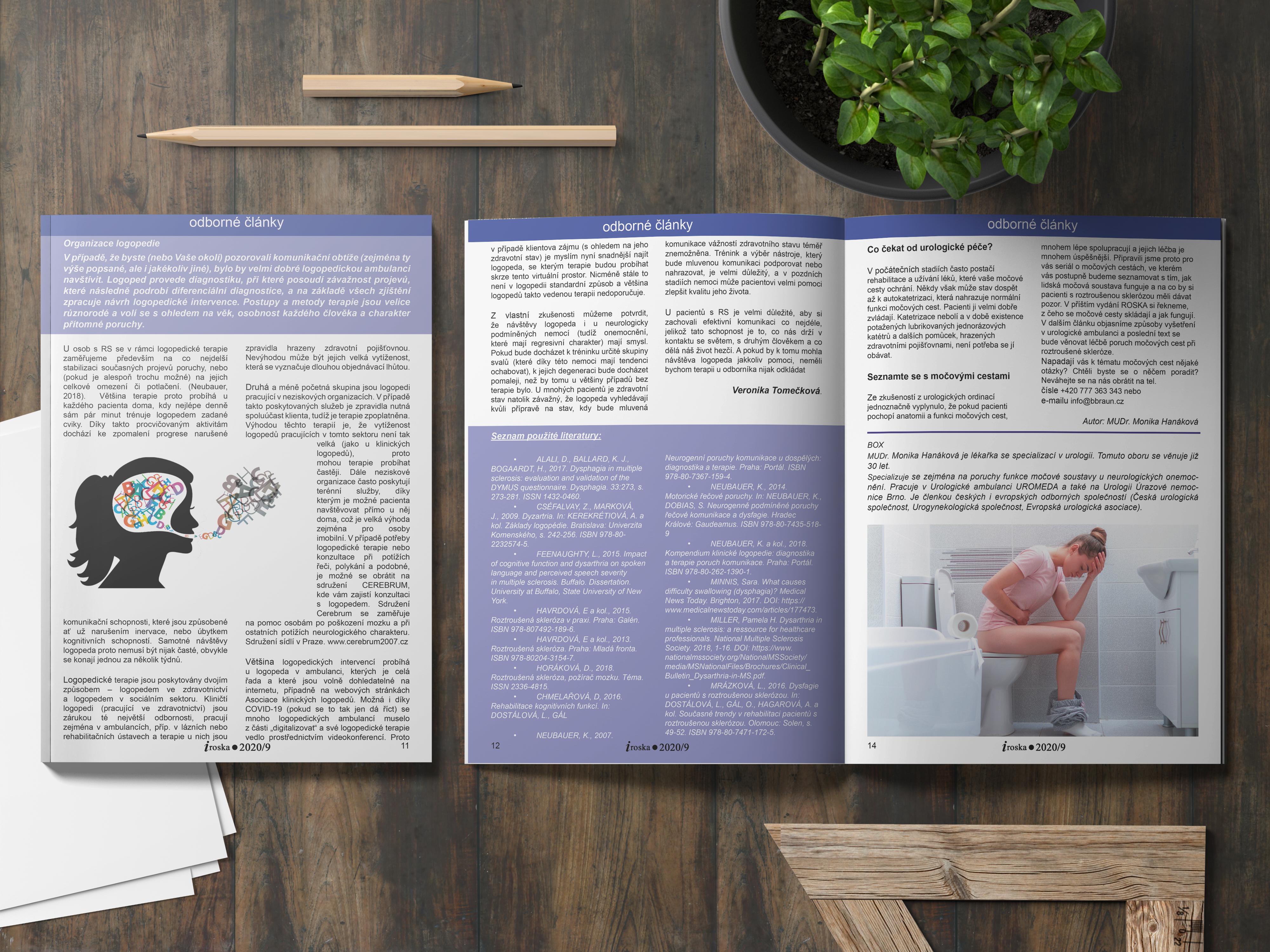 New Magazine iRoska